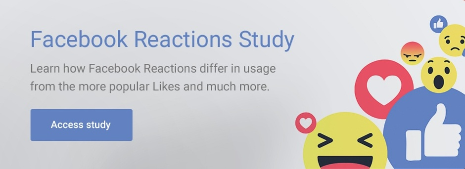 Facebook Reaction Study