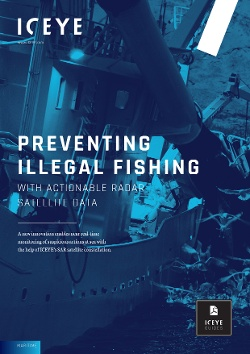 PREVENTING ILLEGAL FISHING WITH ACTIONABLE RADAR SATELLITE DATA