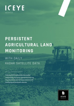 Persistent Agricultural Land Monitoring with Daily Radar Satellite Data