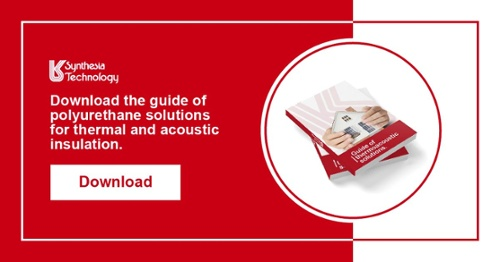 Download the guide of polyurethane solutions for thermal and acoustic insulation