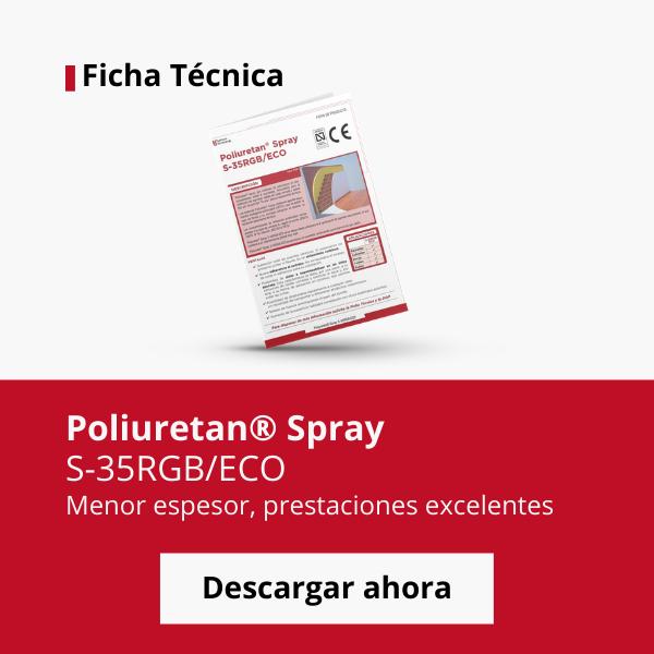 Poliuretan Spray S-35RGB/ECO Ficha producto