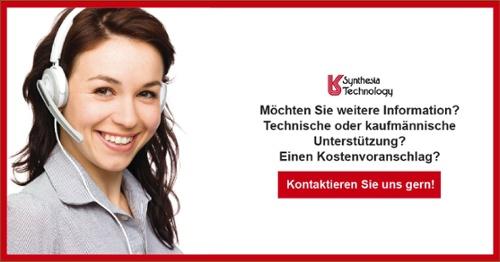 Kontaktieren Sie uns gern!