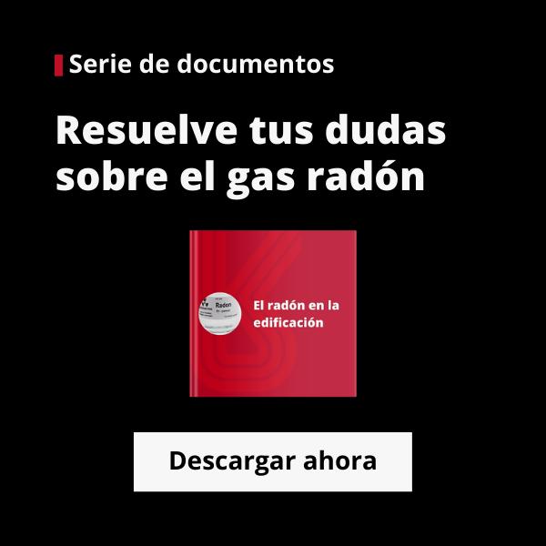 El radón en la edificación - Descargar serie