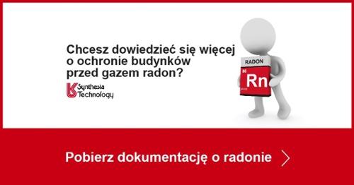 Chcesz dowiedziec sie wiecej o ochronie budynkow przed gazem radon? Pobierz