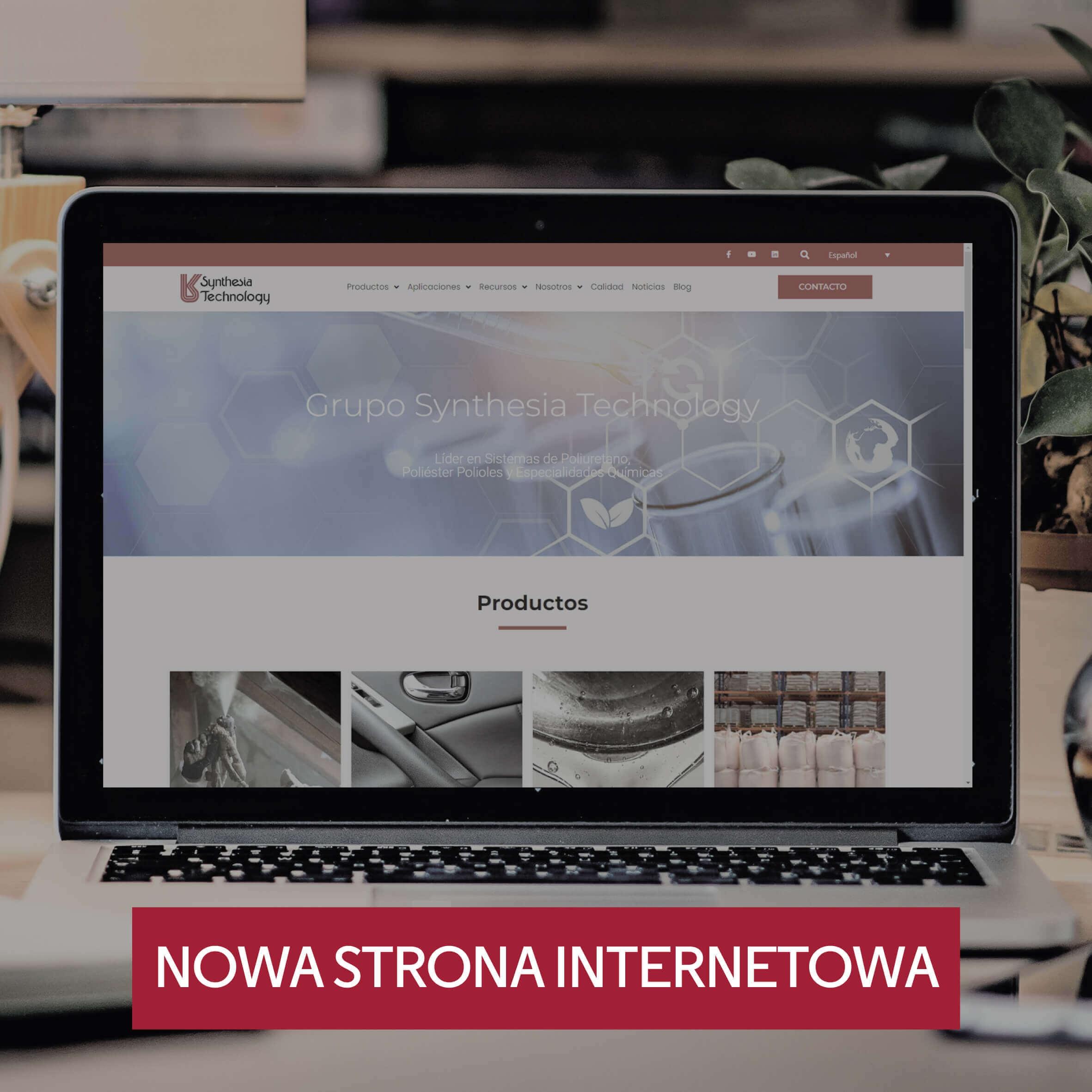 Nowa strona internetowa - Dowiedz sie wiecej!