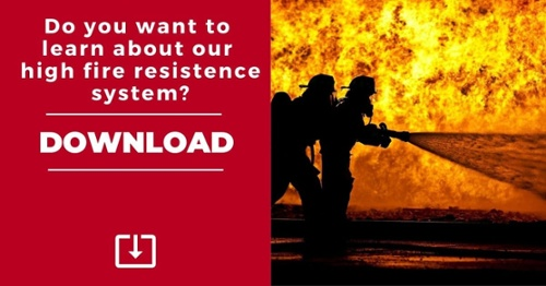 DOWNLOAD. Systems with excellent reaction to fire