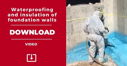 Download- Waterproofing and insulation of foundation walls