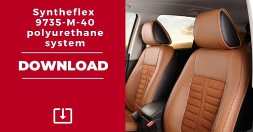 Syntheflex 9735-M-40 polyurethane system