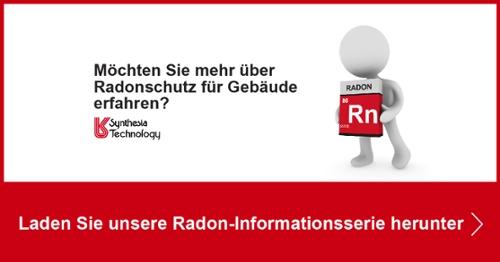 Laden Sie unsere Radon-Informationsserie herunter