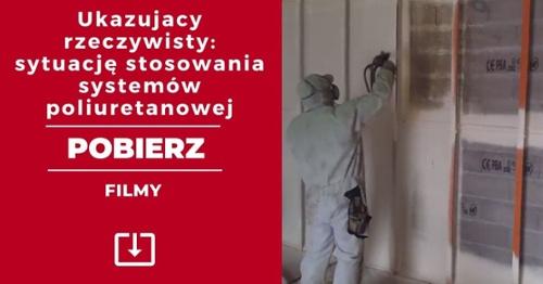 POBIERZ. Film ukazujący rzeczywistą sytuację stosowania systemów poliuretanowych
