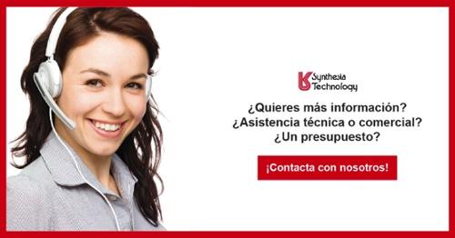 ¡Contacta con nosotros!