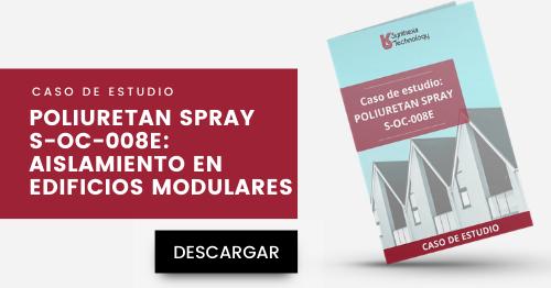 Caso de estudio - Poliuretan Spray S-OC-008E