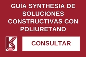 Guía Synthesia de soluciones constructivas con poliuretano