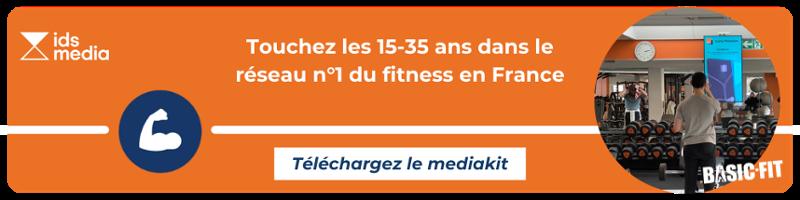 Touchez les 15-35 ans grâce au Digital OOH dans les clubs de sport