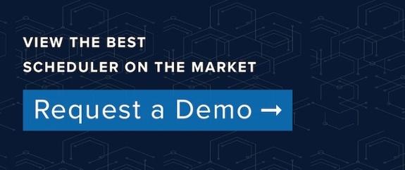 Request a demo of shift admin