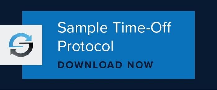 sample time-off protocol
