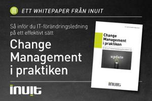 Change Management i praktiken