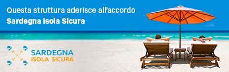 Questa struttura aderisce all'accordo Sardegna Isola Sicura >