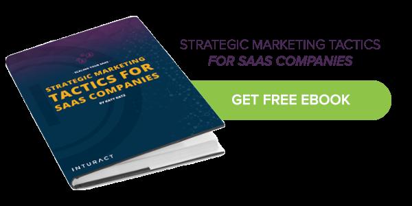 eBook - Strategic Marketing Tactics For SaaS Companies