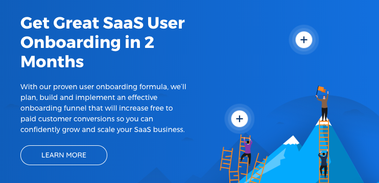 B2B Low-Touch SaaS User Onboarding Help