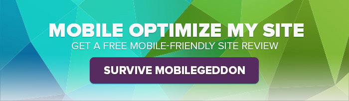 Mobile Optimize Your Site