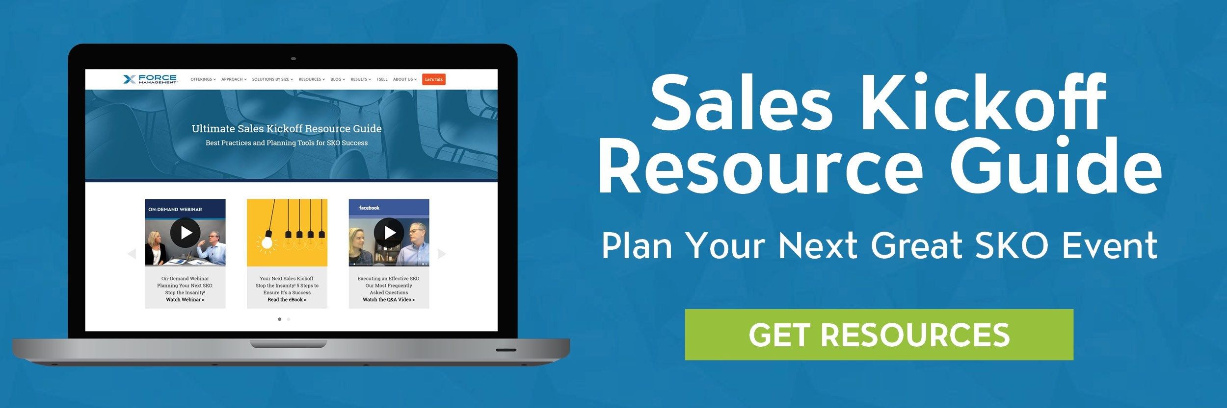 Sales Kickoff Resource Guide