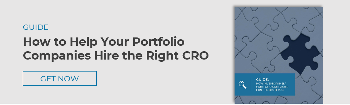 Get Guide - How to Help Your Portfolio Companies Hire the Right CRO