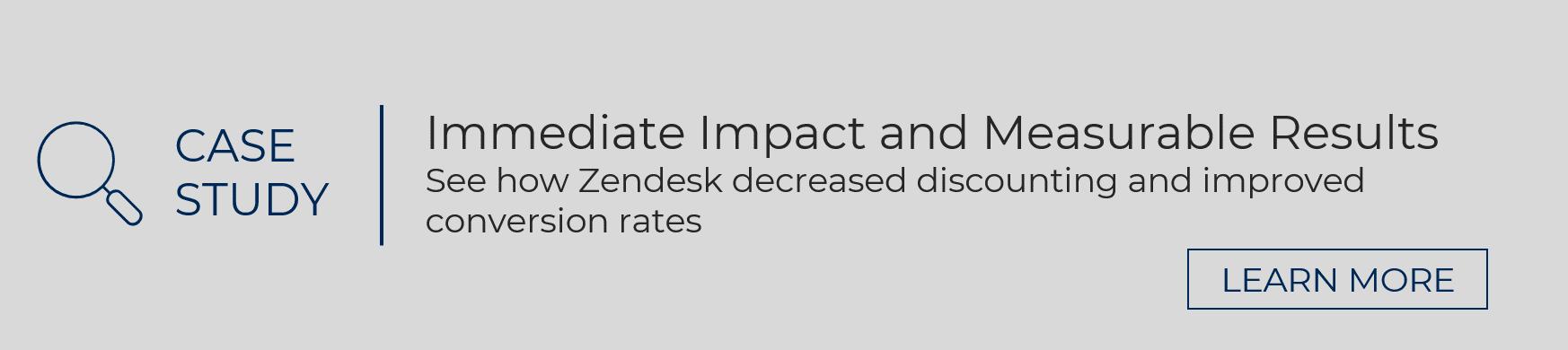 Zendesk Case Study