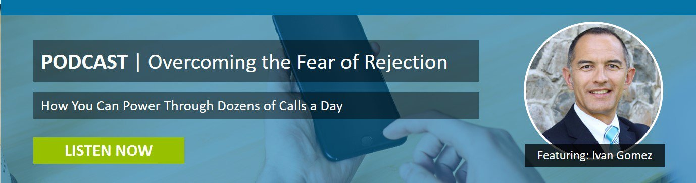 Overcoming the Fear of Rejection Podcast