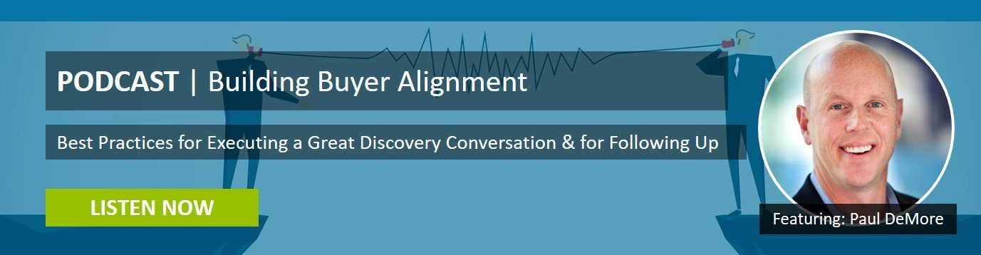 Podcast - Building Buyer Alignment