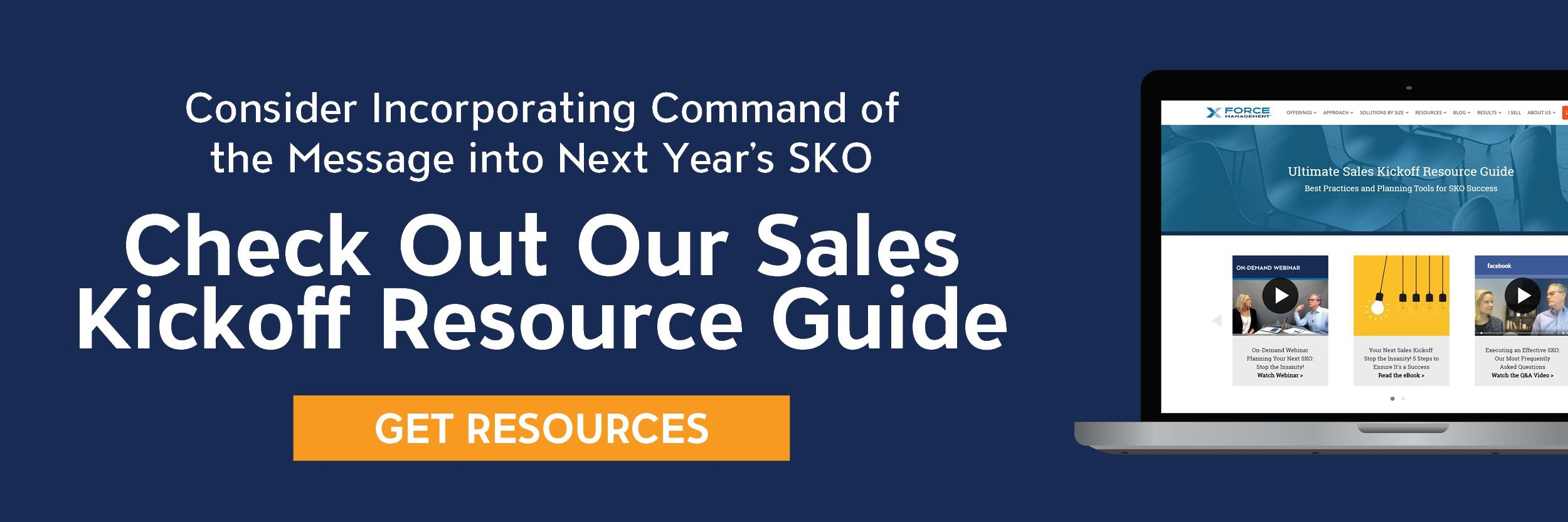 Sales Resource Guide
