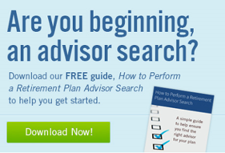 afs 401(k) how to perform a retirement plan advisor search