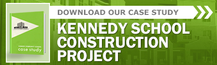 Download our Kennedy School Construction Case Study