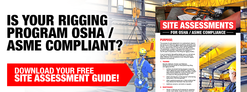 site assessment osha compliance