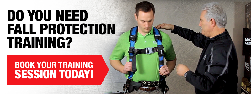 Mazzella Fall Protection Training