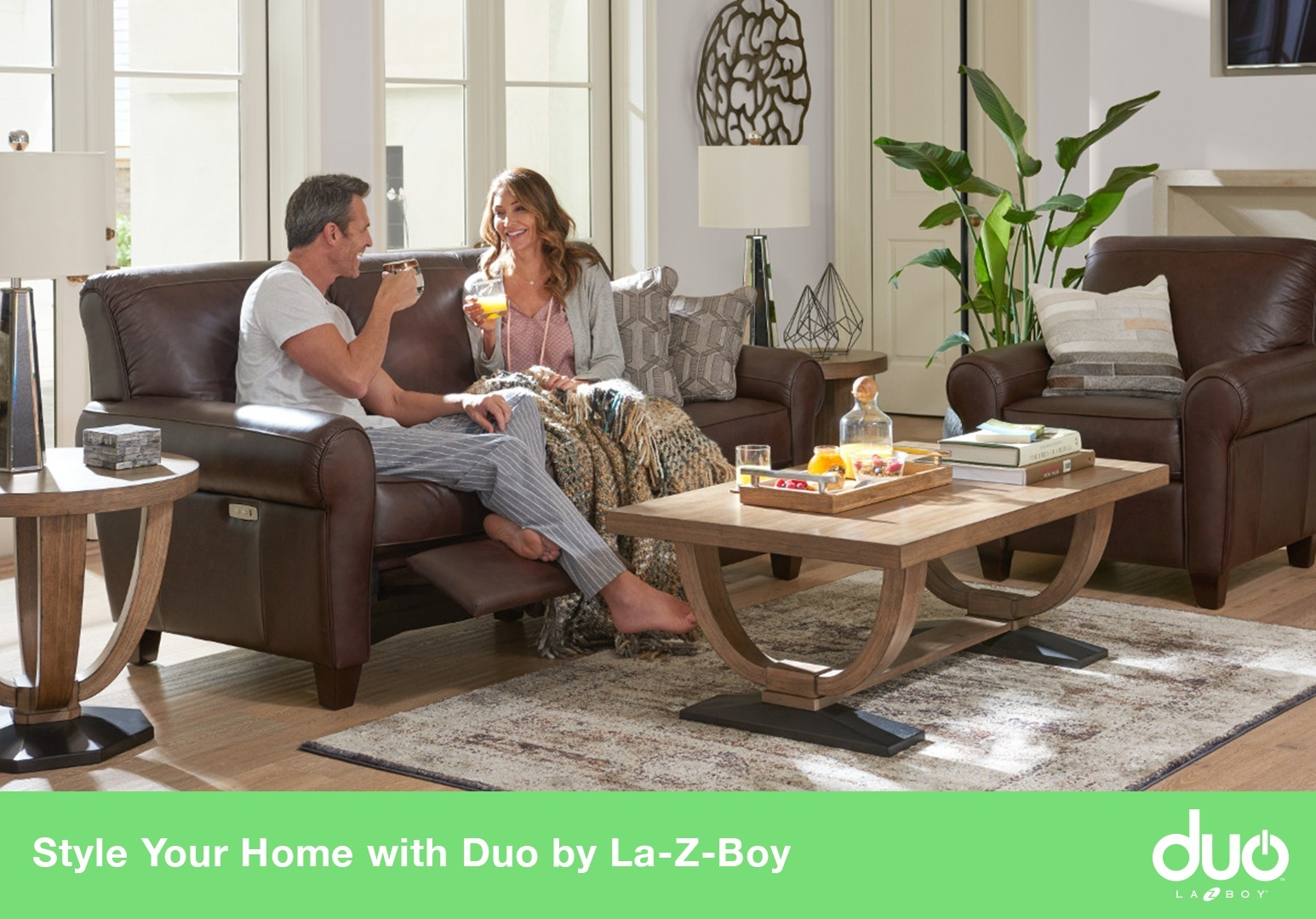Get Started with the La-Z-Boy In-Home Design Program