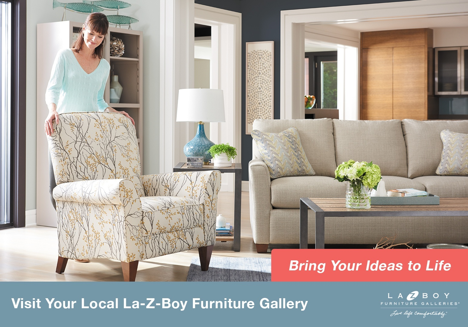 Visit Your Local La-Z-Boy Furniture Gallery