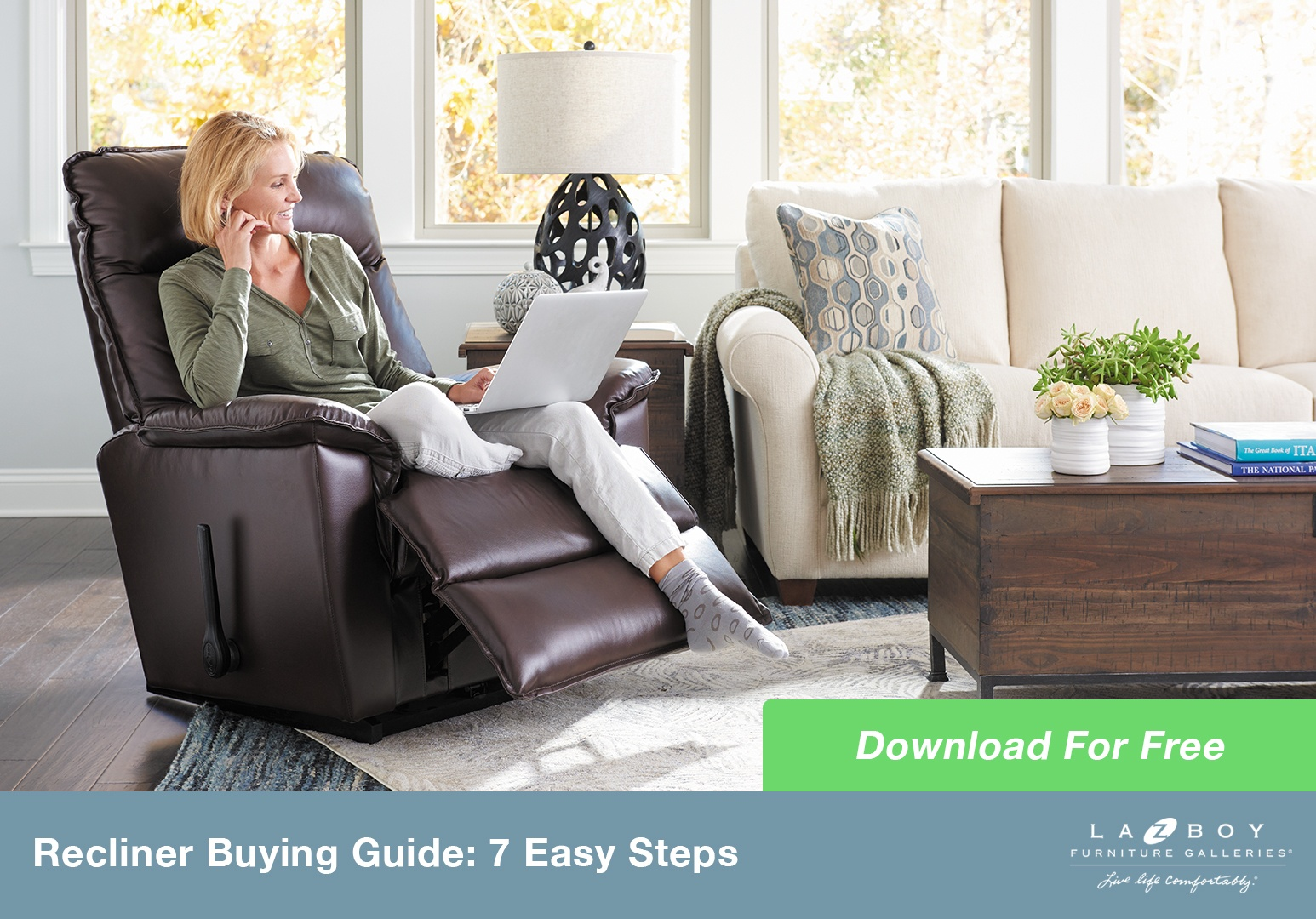 Guide: 3 Steps to Finding the Perfect Recliner