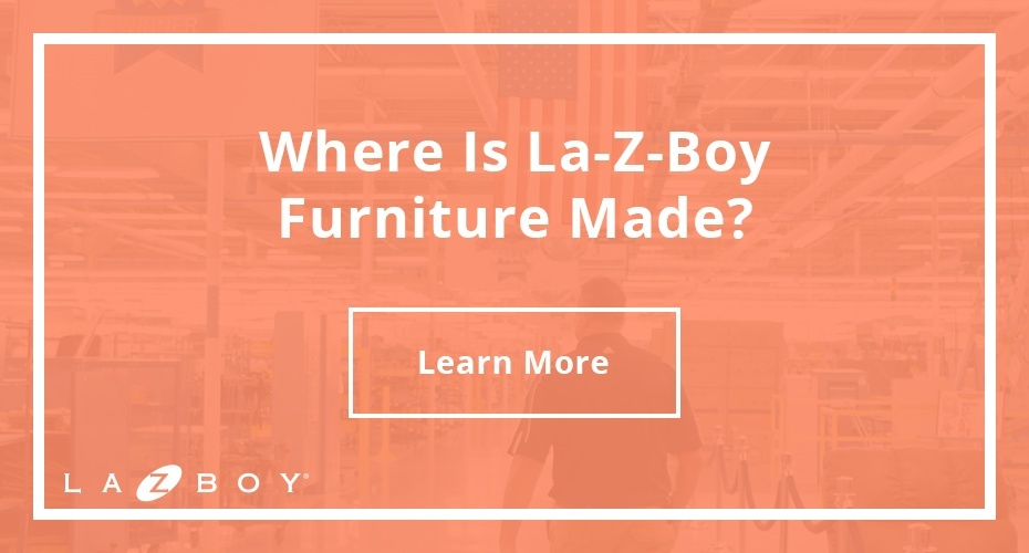 Where Is La Z Boy Furniture Made