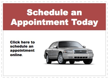 Make an appointment to service your Mercury