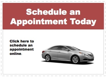 Make an appointment to service your Hyundai
