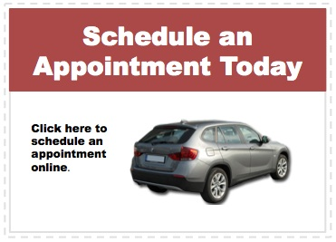 Make an appointment to service your BMW