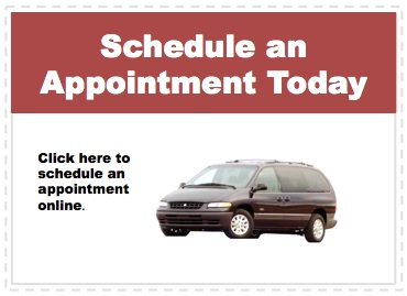 Make an appointment to service your Plymouth