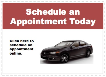 Make an appointment to service your Honda