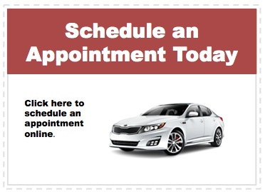 Make an appointment to service your Kia