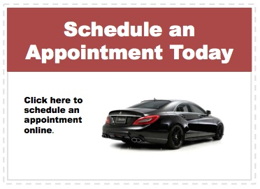 Make an appointment to service your Mercedes