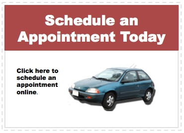 Make an appointment to service your Geo