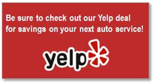 Save on Your Next Auto Service with Our Yelp Deal