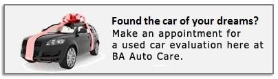 Columbia MD Used Car Evaluation