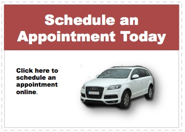 Make an appointment to service your Audi